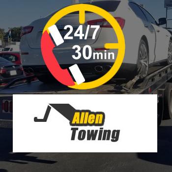 Allen Towing Service